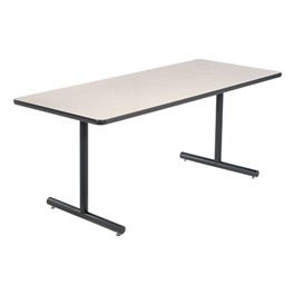 Conference Table w/ Non-Folding Legs
