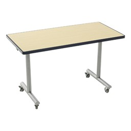 Mobile Tilt Booth Table