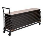 Flat Storage Table Truck