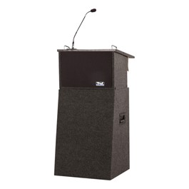 Acclaim Tabletop Sound Lectern w/ Base & AnchorLink
