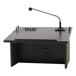 Acclaim Tabletop Sound Lectern w/ Base & AnchorLink