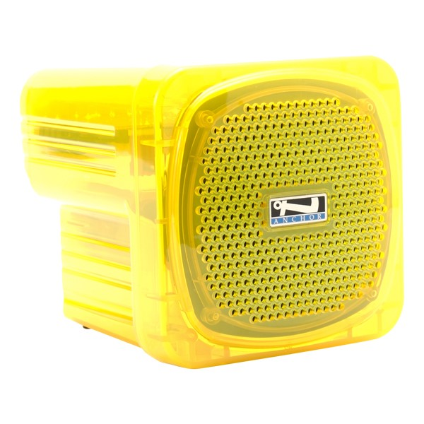 AN-Mini Lightweight Speaker (System without Mic) - Yellow