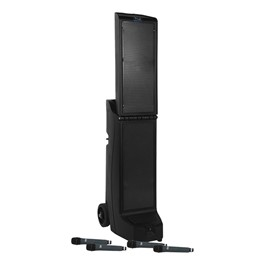 Bigfoot Portable Large Venue Sound System - Quad Mic Package