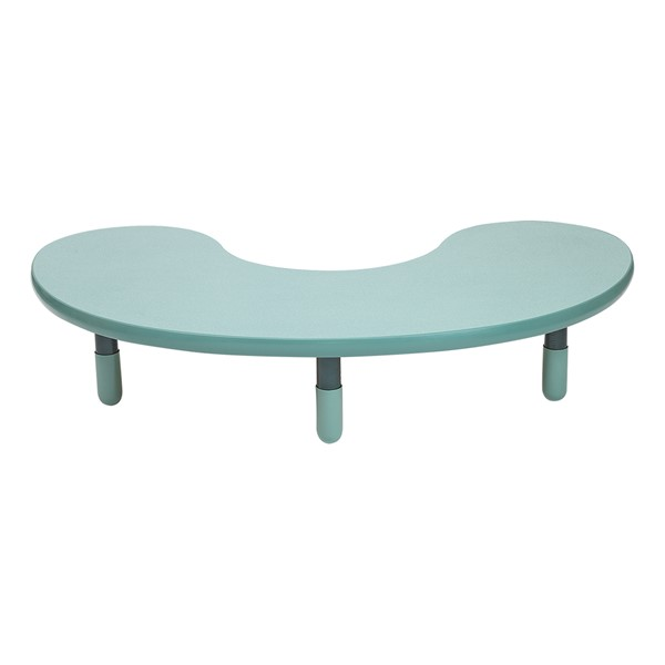 Kidney BaseLine Table - Teal Green