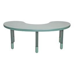 Kidney BaseLine Table - Teal Green