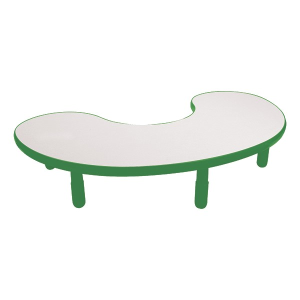Kidney BaseLine Table - Shamrock Green