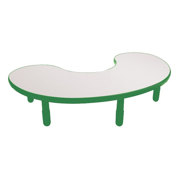 Kidney BaseLine Table - Shamrock Green
