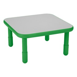 Square BaseLine Table - Shamrock Green