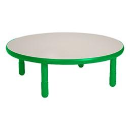 Round BaseLine Table - Shamrock Green