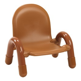 """BaseLine Chair (9\"""" Seat Height) - Natural Wood"""