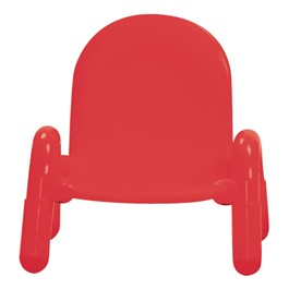 "BaseLine Chair (5"" Seat Height) - Candy Apple Red"