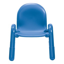 """BaseLine Chair (9"""" Seat Height) - Royal Blue"""