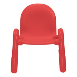 """BaseLine Chair (9"""" Seat Height) - Candy Apple Red"""