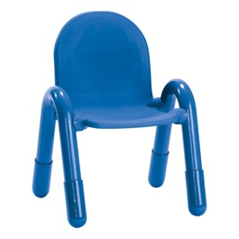 """BaseLine Chair (11\"""" Seat Height) - Royal Blue"""