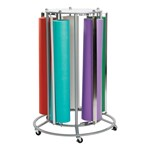 Five-Roll Paper Rack