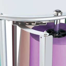 Five-Roll Paper Rack - Spring-Arm