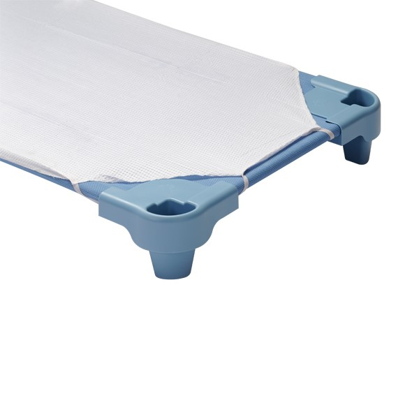 "Angel's Rest Cot Sheet - Toddler - White  (22 1/2"" W x 38 1/2"" L)"