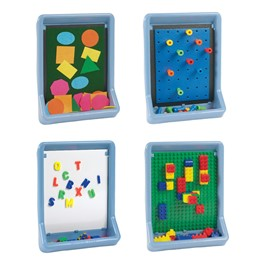 Activity Center Accessories - Activity Panel Four Pack