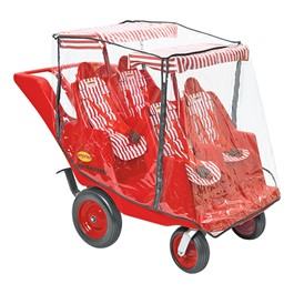 Bye-Bye Buggy Clear Rain Cover (Buggy not included)