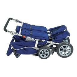 SureStop Folding Bye-Bye Stroller - Six Passenger