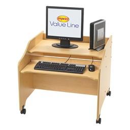Value Line Computer Station - Single