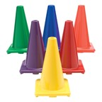 Cones, Markers & Scrimmage Equipment