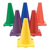 Cones, Markers & Scrimmage Equipment