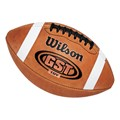 Wilson GST Leather Football