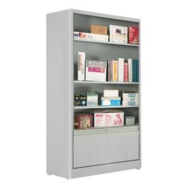 Bookcase w/ Drawer Cabinet