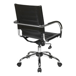 Trinidad Office Chair Back View