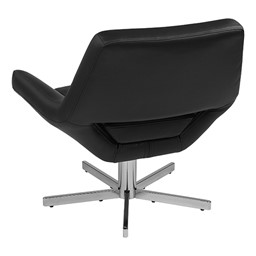 "Yield Series Contemporary 31"" Chair - Back view"