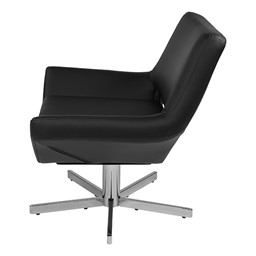 "Yield Series Contemporary 31"" Chair - Side view"