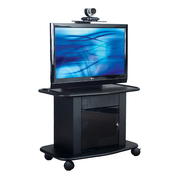 AVTEQ GMP Series Steel Video Conferencing Cart