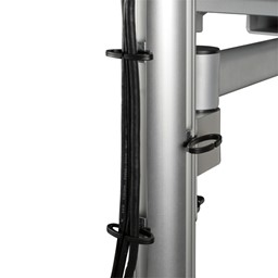 Beta Sit-Stand Workstation - Cable Holders