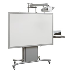 iTeach2 Mobile Interactive Whiteboard Stand - Board Not Included