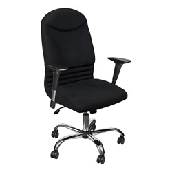 Olympus Big & Tall Fabric Executive Chair w/ Arms