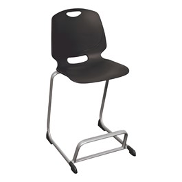 Comfort Stacking Stool - Front