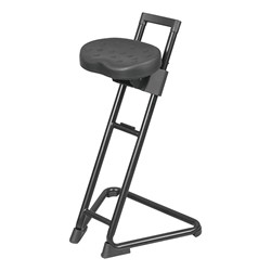 Up-Rite Adjustable-Height Stool