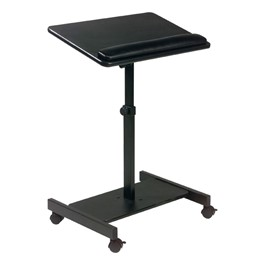 Adjustable-Height Lectern Stand