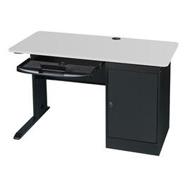 Single LX Workstation - Gray