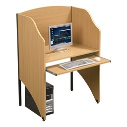 Floor Carrel - Starter Unit