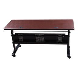 Flipper Training Table - Mahogany - Rectangle