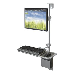 Wall-Mount Workstation