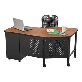Teacher\'s Desk II - Amber Cherry