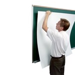 Magnetic Markerboard Sheet w/ Adhesive Back