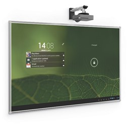Interactive Projector Board w/ Brio Trim