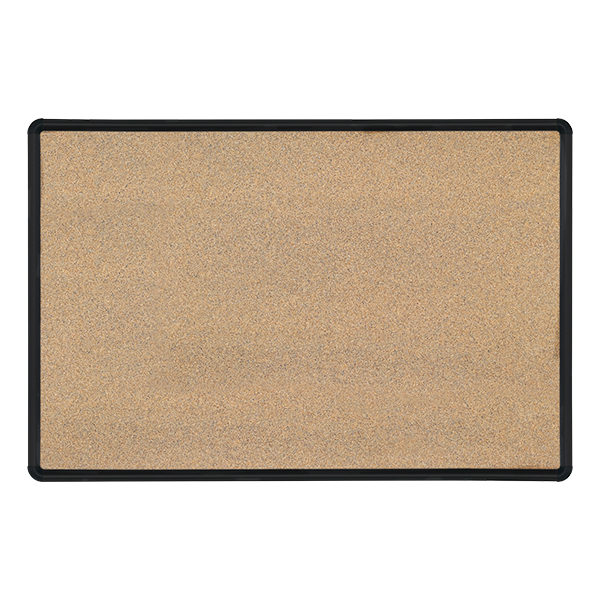 Best Rite Manufacturing Black Splash Corkboard At School Outfitters