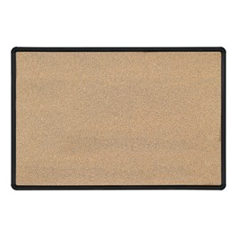 Black Splash Corkboard