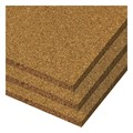 Natural Cork Sheet w/ Adhesive Back