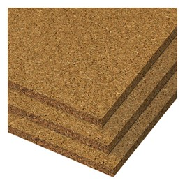 Natural Cork Sheets w/ Adhesive Back